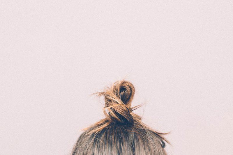 cabello y sudor