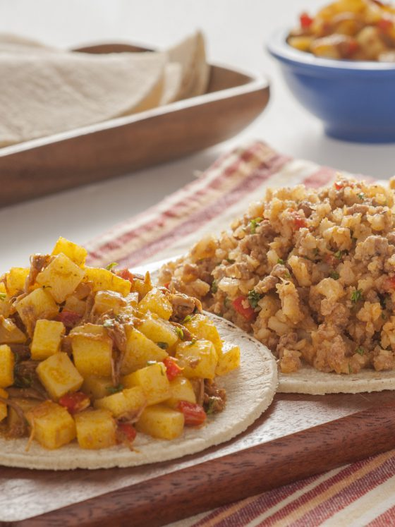 tortilla de maíz