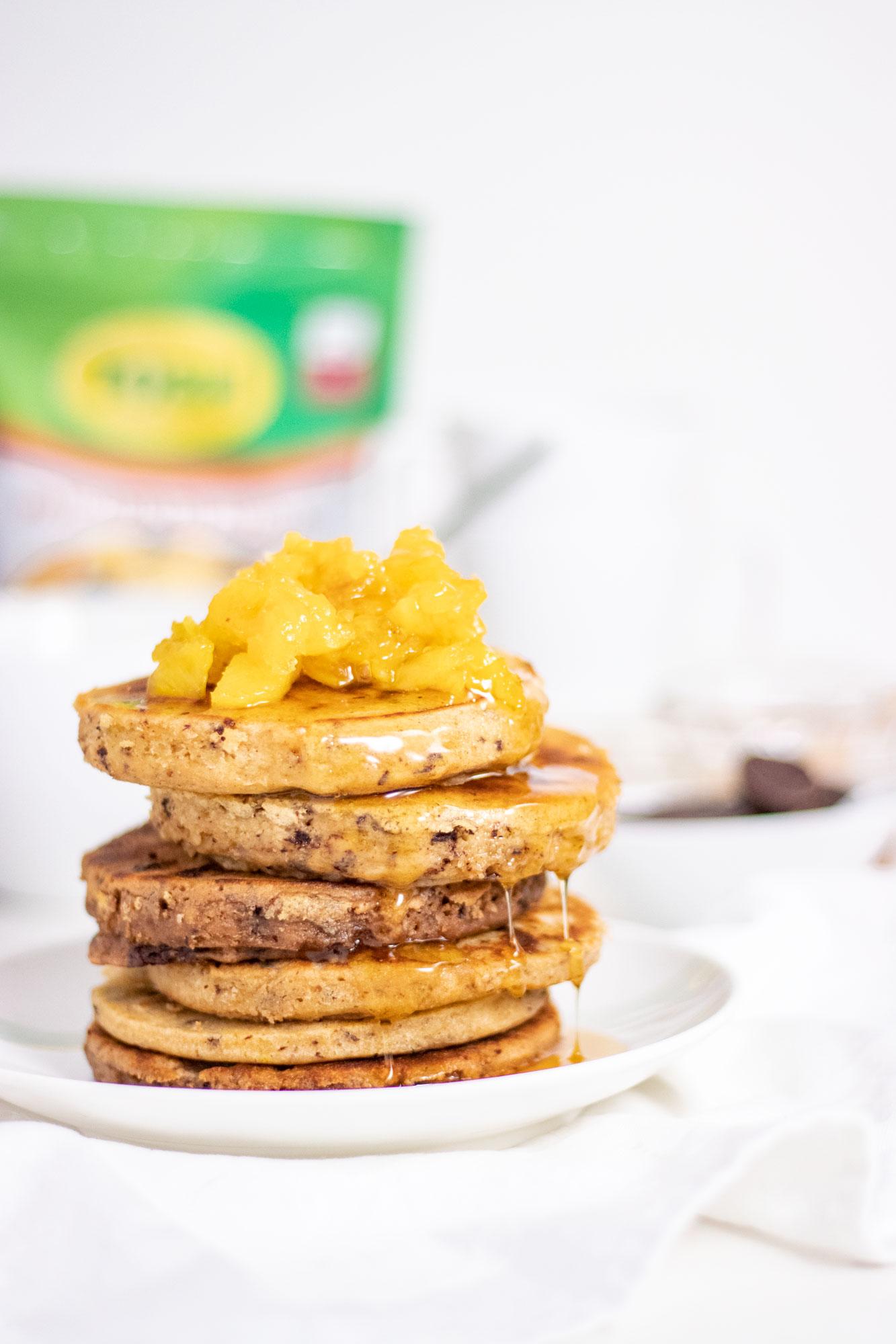 pancakes tosh