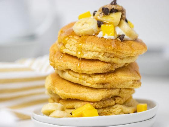 pancakes extra esponjosos