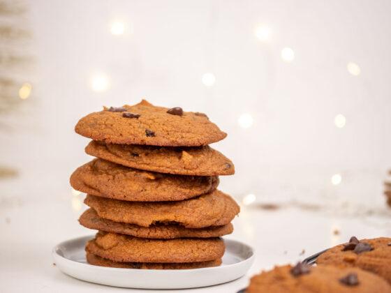 galletas suaves de camote